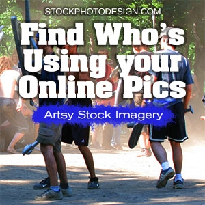 Find who is using your pictures online