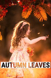Autumn Leaves Photoshop Special Effect