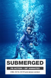 Submerged Photoshop Special Effect