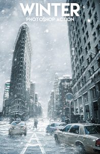 Winter Photoshop Special Effect