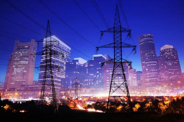 Urban Energy Concept Image